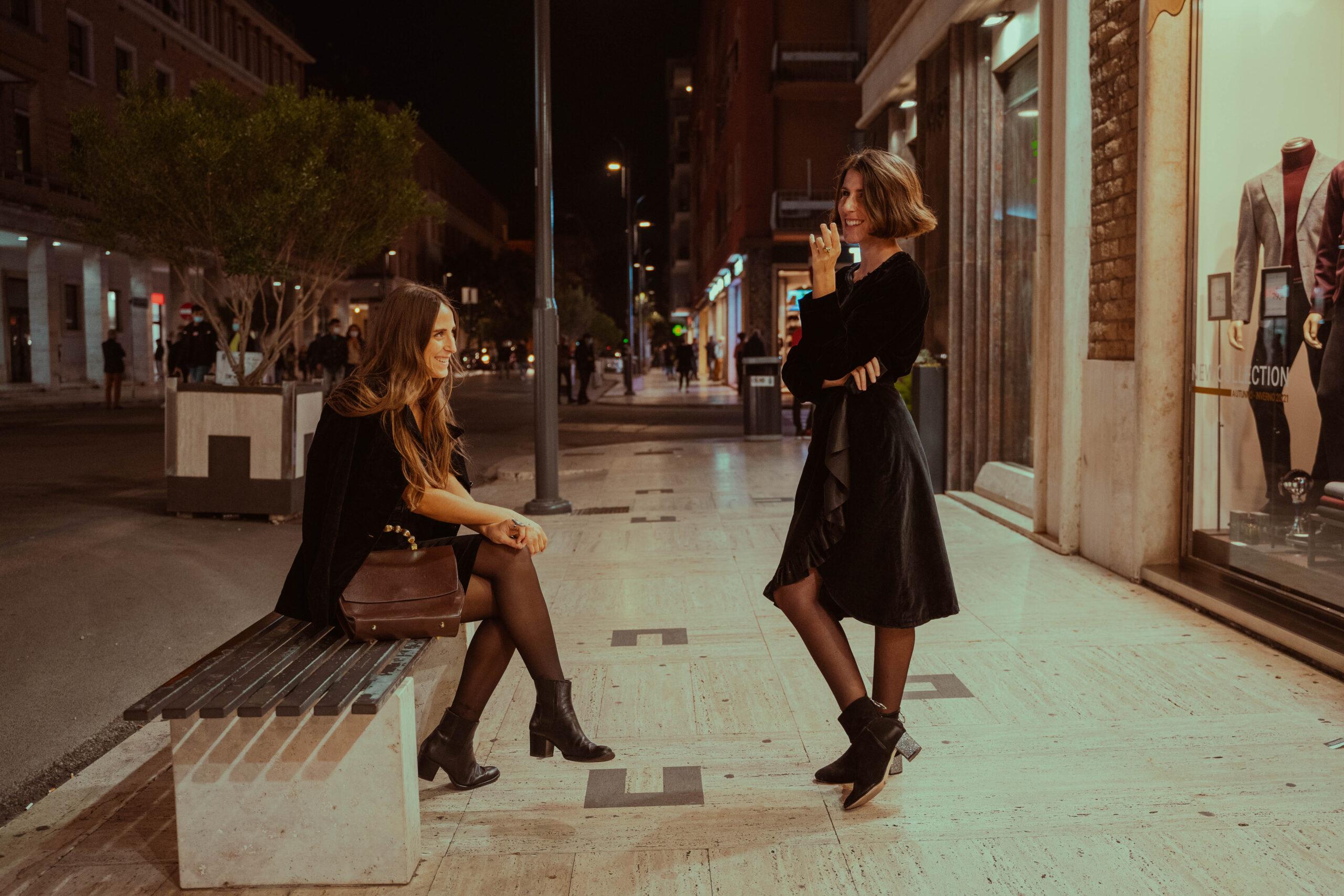street fashion urban