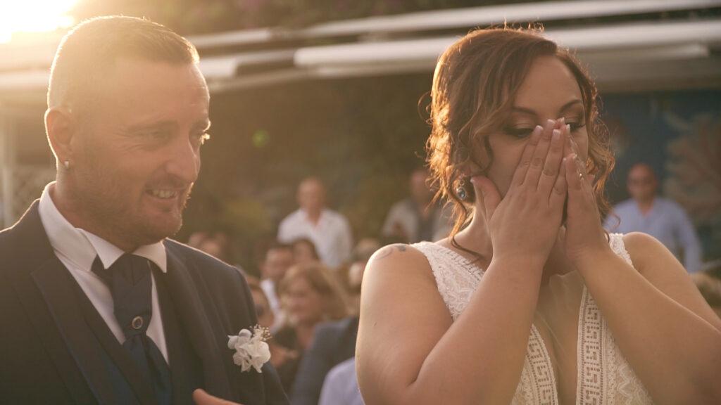 wedding film Fabio e michela